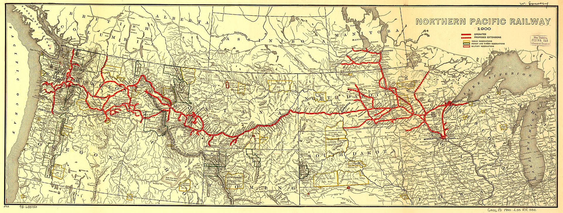 Map Of Railroad Expansion Across The US Maps Pinterest Our - Railway map of us