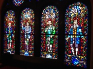 "Westminster's ""Missionaries Window"""