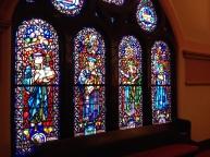 "Westminster's ""Reformers' Window"""