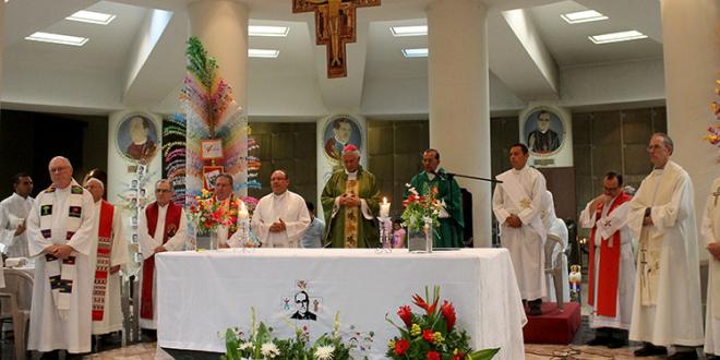 Memorial Mass, November 16, 2014