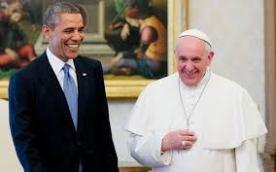 Obama & Pope