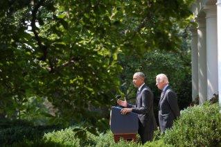President Obama & Vice President Biden