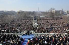 Crowd @ Obama Inaugural 2009
