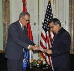 Jeffrey DeLaurentis & Marcelinio Medina