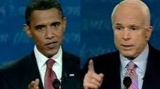 Obama & McCain Debate 2008