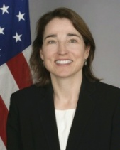 Under Secretary Sarah Sewell