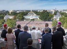 Pope @ U.S. Capitol