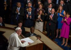 Pope Francis @ U.S. Congress