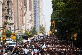 Crowds CentPark