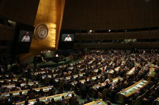 Pope Francis @ U.N. General Assembly