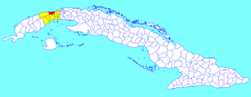 275px-Mariel_(Cuban_municipal_map)